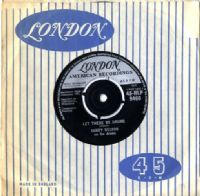 Sandy Nelson - Let There Be Drums/Quite A Beat (HLP 9466) M-